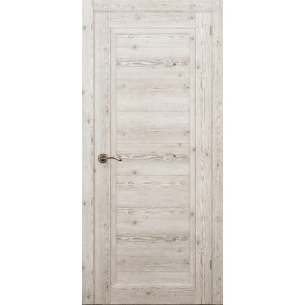 Дверь ALLEGRO 901, сосна снежная, глухая.